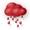 紅色暴雨警告信號